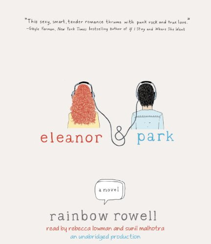 Eleanor & Park:   2013 edition cover