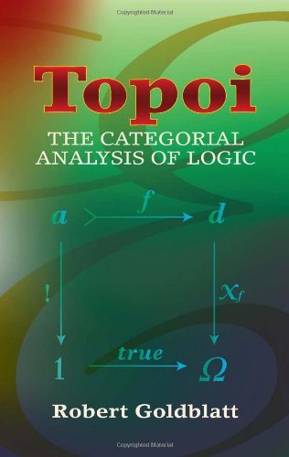 Topoi The Categorial Analysis of Logic  2006 edition cover