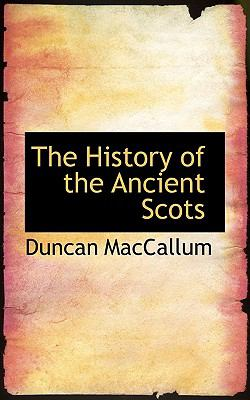 The History of the Ancient Scots:   2008 edition cover