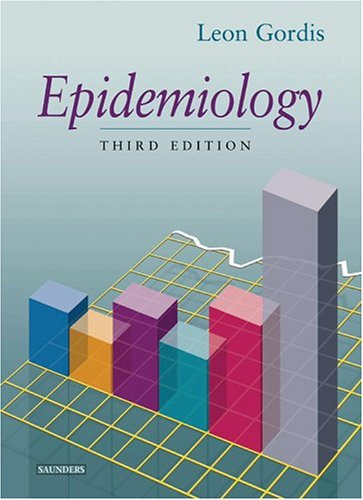 Epidemiology  3rd 2004 (Revised) edition cover