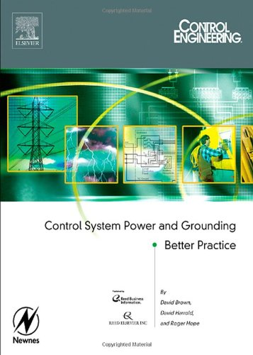 Control System Power and Grounding Better Practice   2004 edition cover