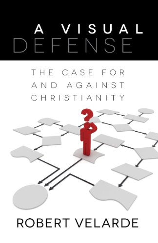 Visual Defense The Case for and Against Christianity N/A 9780825439261 Front Cover