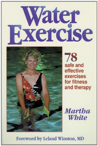 Water Exercise 78 Safe and Effective Exercises for Fitness and Therapy  1995 9780873227261 Front Cover