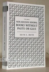 Non-Adhesive Binding : Books Without Paste or Glue  1999 edition cover