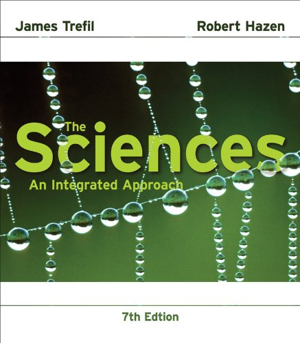 Sciences An Integrated Approach 7th 2013 edition cover