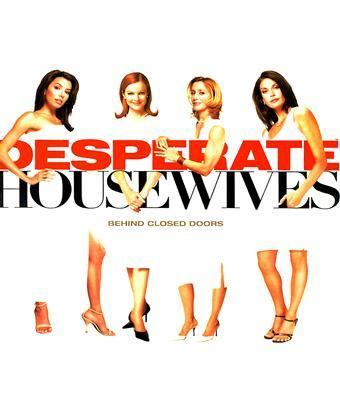 Desperate Housewives Behind Closed Doors N/A 9781401308261 Front Cover