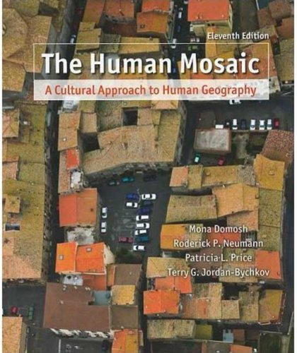 Human Mosaic  11th 2009 edition cover