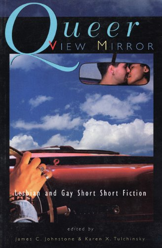Queer View Mirror Lesbian and Gay Short Short Fiction  1996 9781551520261 Front Cover
