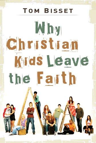 Why Christian Kids Leave the Faith  N/A edition cover