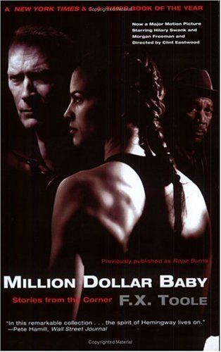 Million Dollar Baby Stories from the Corner  2005 edition cover