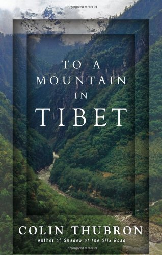 To a Mountain in Tibet   2011 edition cover