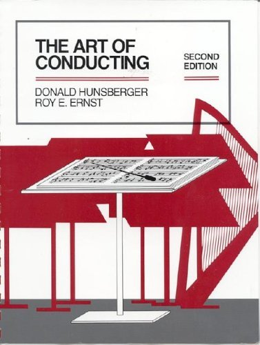 Art of Conducting  2nd 1992 (Revised) edition cover