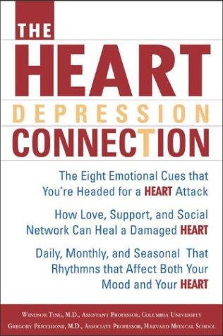 Heart-Mind Connection How Emotions Contribute to Heart Disease and What to Do about It  2006 9780071390262 Front Cover