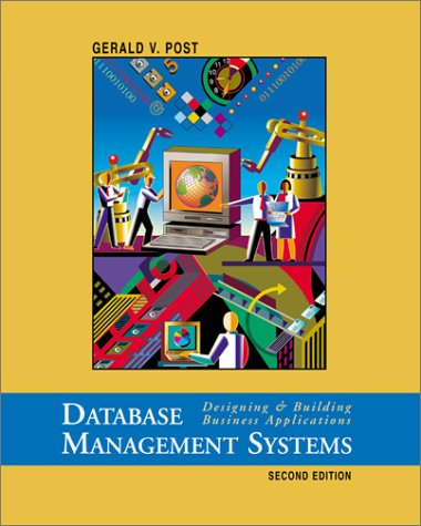DATABASE MANAGEMENT SYSTEMS-W/ 2nd 2002 9780072504262 Front Cover