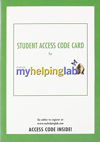 MyHelpingLab   2010 edition cover