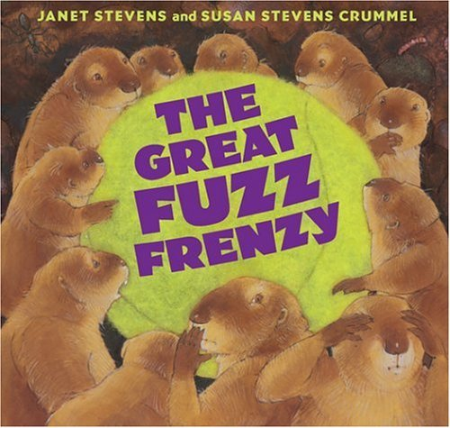Great Fuzz Frenzy   2005 edition cover