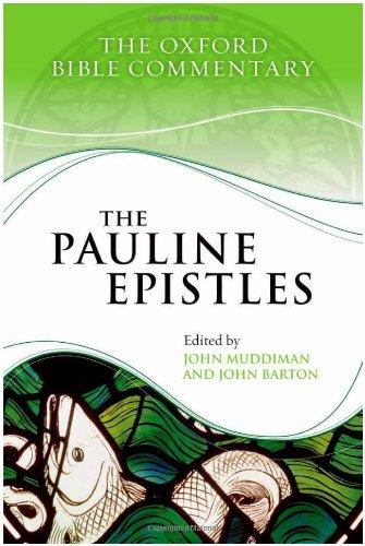 Pauline Epistles   2010 edition cover