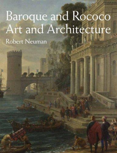 Baroque and Rococo Art and Architecture   2013 edition cover