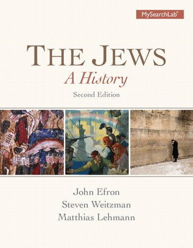 Jews A History 2nd 2014 (Revised) edition cover