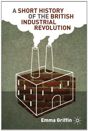Short History of the British Industrial Revolution   2010 edition cover
