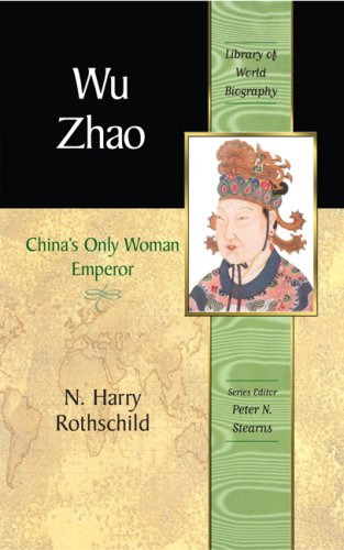 Wu Zhao China's Only Woman Emperor  2008 9780321394262 Front Cover
