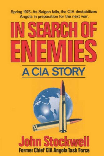 In Search of Enemies A CIA Story  1979 (Reprint) edition cover