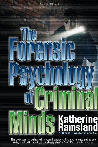 Forensic Psychology of Criminal Minds   2009 edition cover