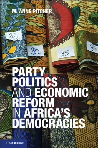 Party Politics and Economic Reform in Africa's Democracies   2012 9780521738262 Front Cover