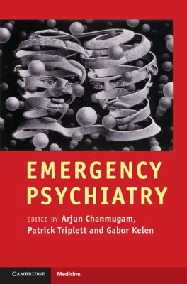 Emergency Psychiatry   2013 9780521879262 Front Cover