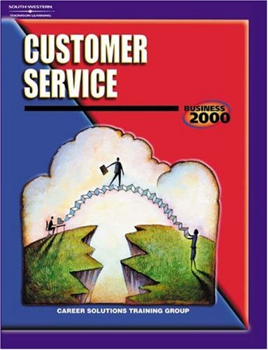 Business 2000 Customer Service  2002 9780538431262 Front Cover