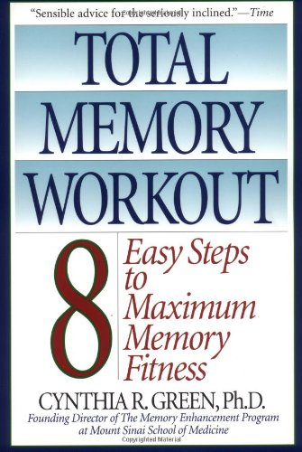 Total Memory Workout 8 Easy Steps to Maximum Memory Fitness N/A 9780553380262 Front Cover