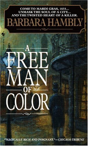 Free Man of Color  Reprint edition cover