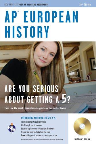 AP European History  N/A edition cover