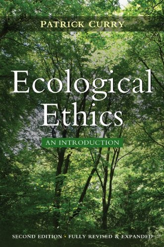 Ecological Ethics An Introduction 2nd 2011 edition cover