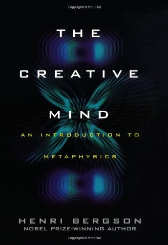 Creative Mind An Introduction to Metaphysics  2002 edition cover