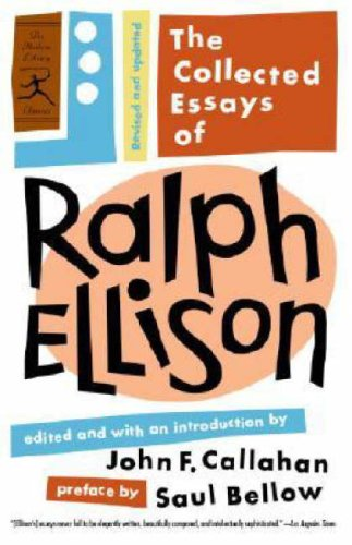 Collected Essays of Ralph Ellison   2003 edition cover