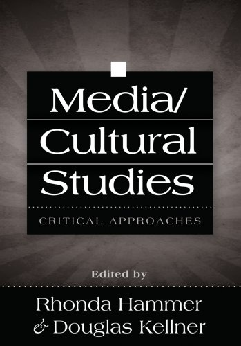 Media/Cultural Studies Critical Approaches  2009 9780820495262 Front Cover
