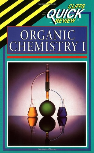 CliffsQuickReview Organic Chemistry I   1997 edition cover