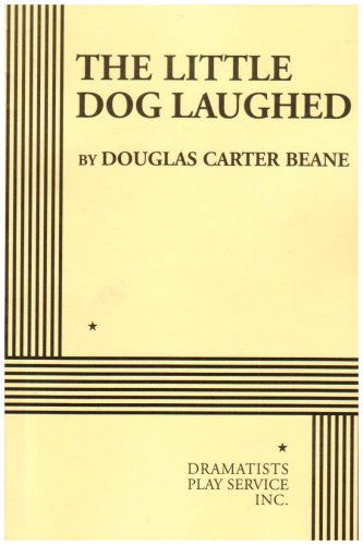 Little Dog Laughed   2007 edition cover