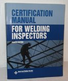 CM-2000, Certification Manual for Welding Inspectors N/A edition cover