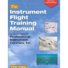 Instrument Flight Training Manual 3rd 1999 (Revised) edition cover