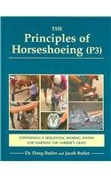 Principles of Horseshoeing (P3) : The Ultimate Textbook of Farrier Science and Craftsmanship for the 21st Century  2004 edition cover