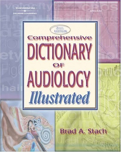 Comprehensive Dictionary of Audiology  2nd 2003 (Revised) edition cover