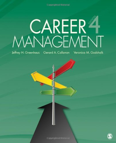 Career Management  4th 2010 edition cover