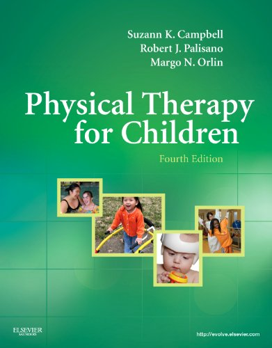 Physical Therapy for Children  4th 2011 edition cover