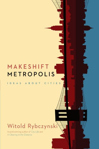 Makeshift Metropolis Ideas about Cities  2010 edition cover