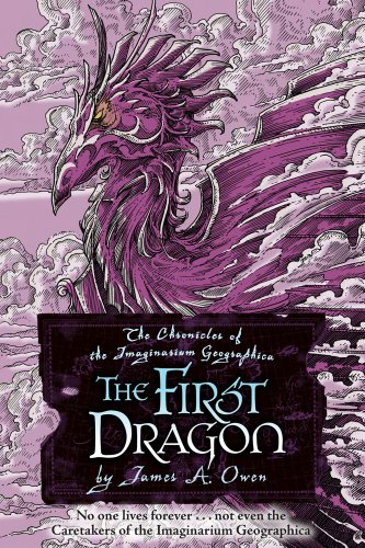 First Dragon   2013 9781442412262 Front Cover