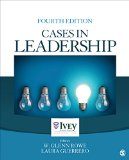 Cases in Leadership  4th 2016 edition cover