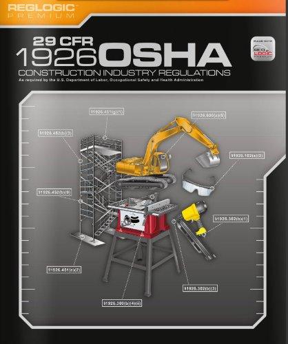 29 CFR 1926 OSHA:CONSTRUCTION  N/A edition cover