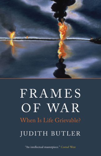 Frames of War When Is Life Grievable?  2010 edition cover